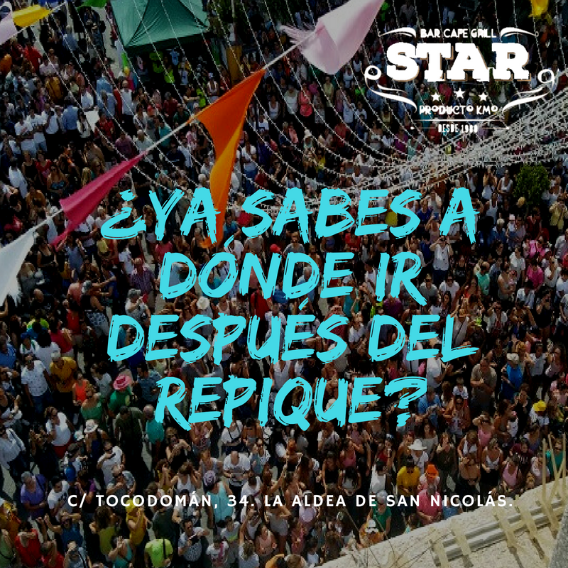 Creatividad Bar Star