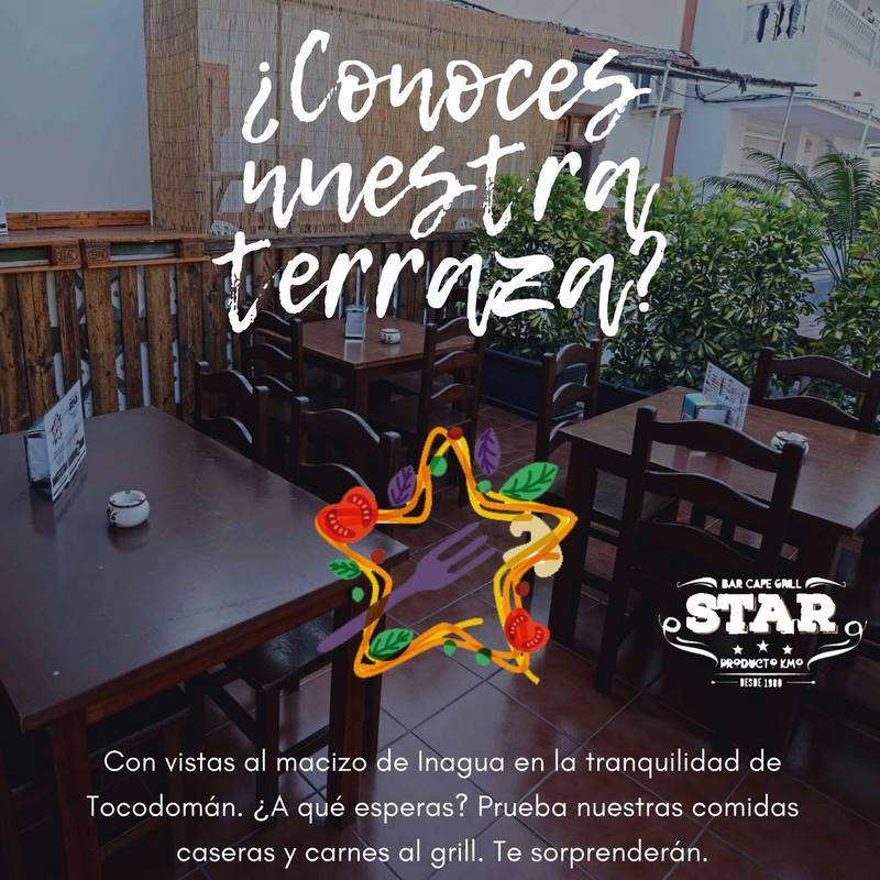 Creatividad Bar Star 3