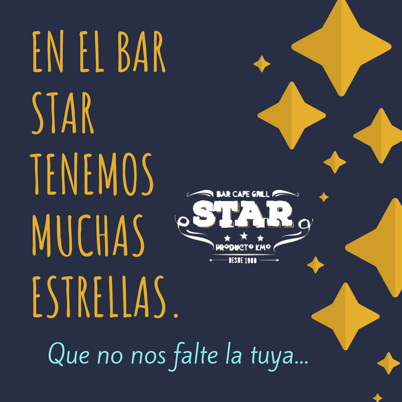 Creatividad Bar Star 2