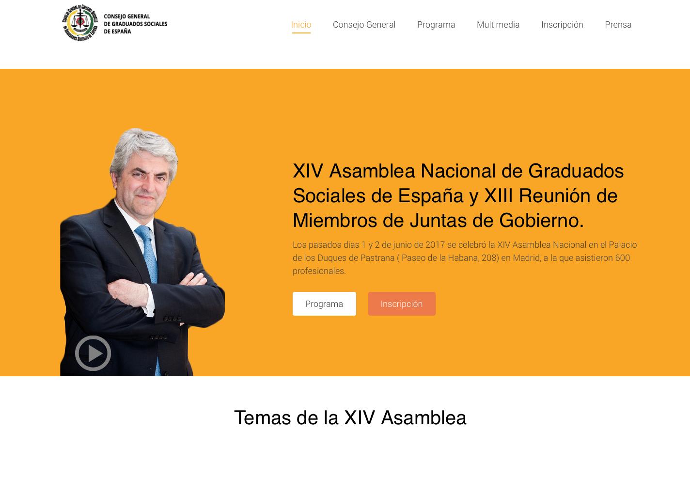 web asamblea nacional gs